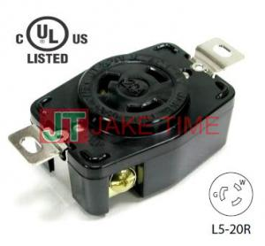 NEMA L5-20R Locking Receptacles