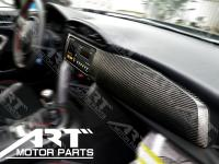BRZ,GT-86,FR-S Dry Carbon Fiber Dash Board Panel + Central Radio Frame