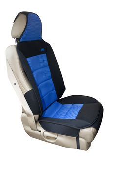 AGR fashion variant of seat cover HY-556-BL black and blue