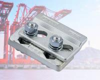 Port container crane screws